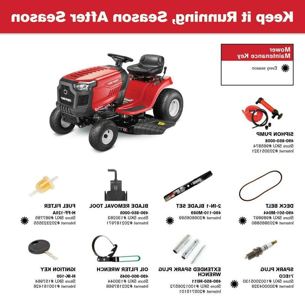 Troy-Bilt and Gas Tractor 7 speed