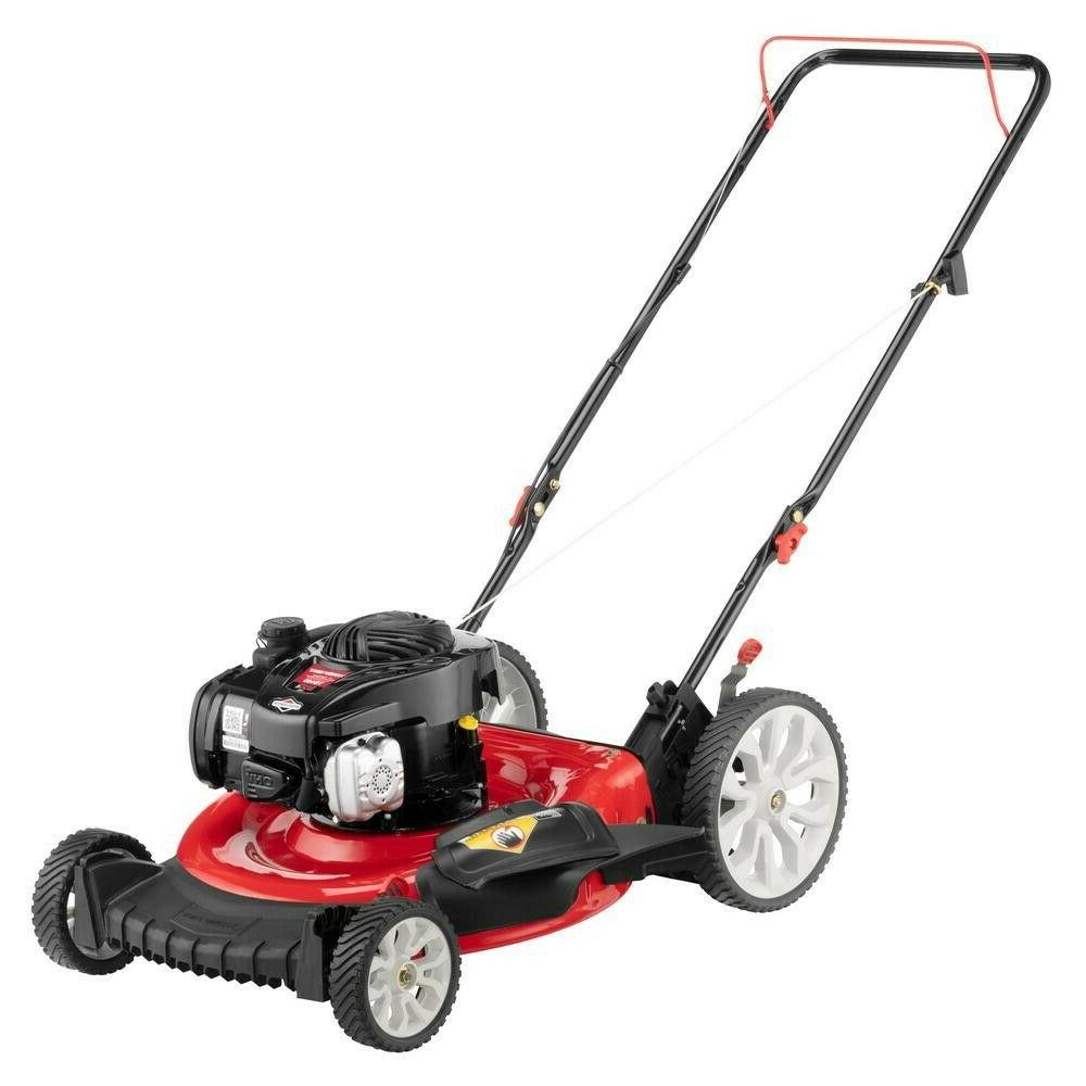 Troy-Bilt Self Propelled Lawn Mower 21 in. 140cc Gas Powered