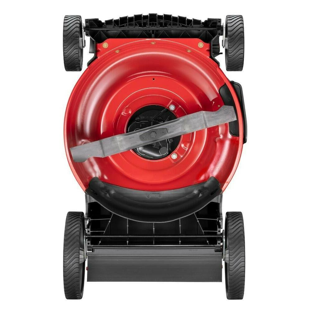 Troy-Bilt Mower in. Gas Powered Tri-Action