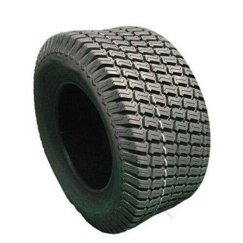 Two * 18x8.50-8 Lawn Mower Turf Tires 4PR P332