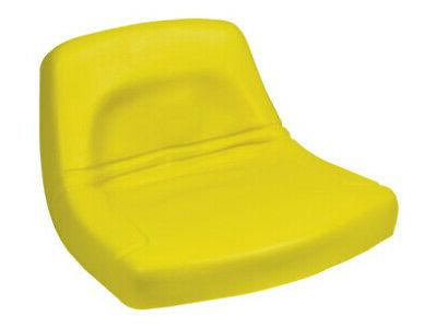 universal low back lawn mower seat fits