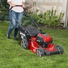 Walk Behind Mower Lawn Push 21 Self Gas Propelled Electric R