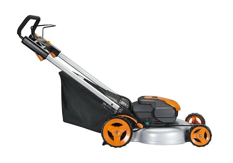 """WORX 56V 20"""" Cordless Electric with &"""