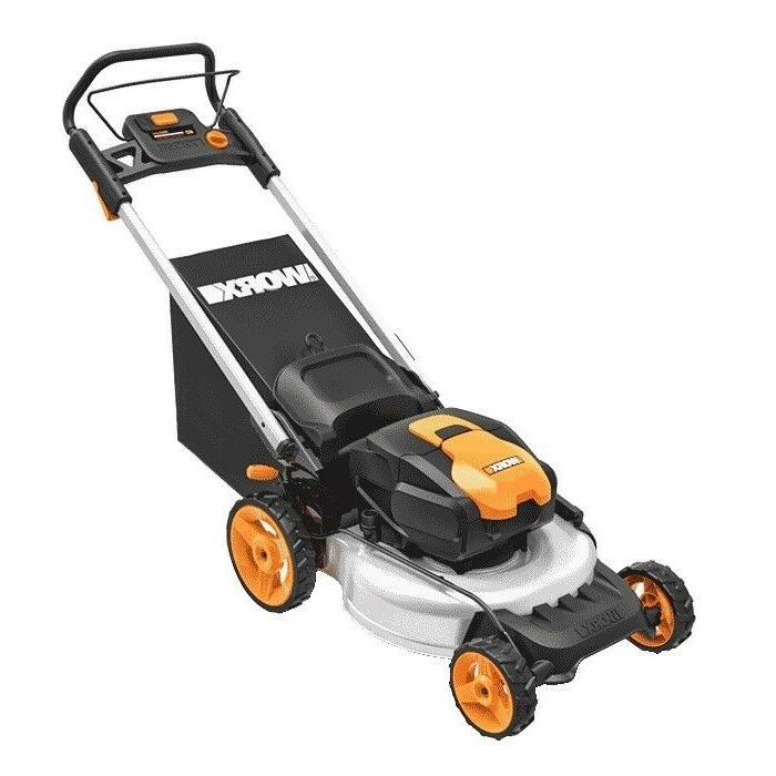 wg774 20 56v cordless lawn mower w