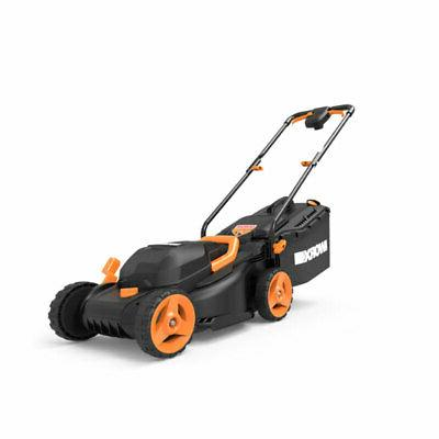 Worx 14 Lawn Mower and Intellicut