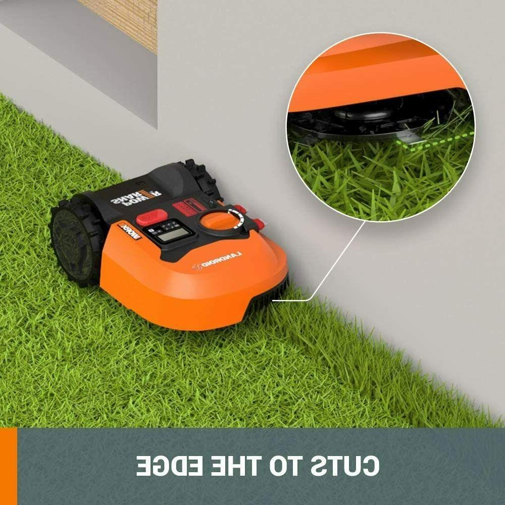 WORX WR150 L Cordless Robotic Lawn