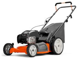 21-INCH Husqvarna LC121P High Wheel Push Gas Lawn Mower