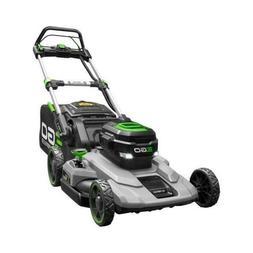 Ego LM2100SP POWER+ 21 inch Self-Propelled Lawn Mower  + Cha