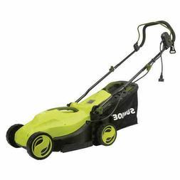 Sun Joe MJ400E 12-Amp 13-Inch Electric Lawn Mower w/ Grass C