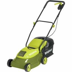 Sun Joe MJ401C 14-Inch 28-Volt Cordless Push Lawn Mower - Gr