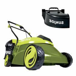 Sun Joe MJ401C-PRO 14-Inch 28-Volt Cordless Push Lawn Mower,