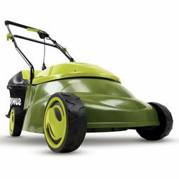 Sun Joe MJ401E-PRO 14 inch 13 Amp Electric Lawn Mower w/Side