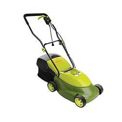 "Sun Joe Mow Joe 14"" Electric Lawn Mower w/ Grass Box – MJ4"