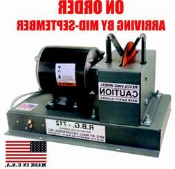 mower blade bench grinder disc wheel blade