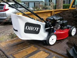 TORO Mower ...........Grass Bag only