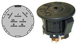 Craftsman Mower Ignition Switch 175566, 193350, 925-1741, 53