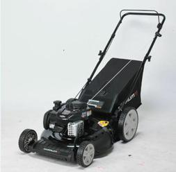 "Murray 21"" 3-N-1 High Wheel Push Mower with Briggs and Strat"
