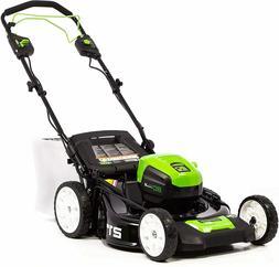 NEW  80V 21 in. Cordless Brushless Self-Propelled Lawn Mower