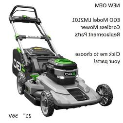 NEW EGO Model #LM2101 21in 56v Lithium Ion Cordless Lawn Mow