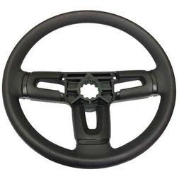 OEM Hard Rim Steering Wheel for Husqvarna Poulan Weed Eater
