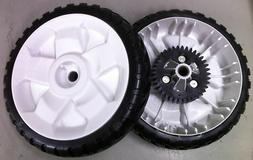 "OEM Toro Lawnmower Rear drive Personal pace Wheels 8"" 115-46"