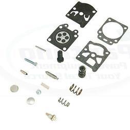 OEM Poulan Craftsman WT324 Carburetor Repair Rebuild Kit 530
