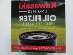 Kawasaki 49065-7007 Oil Filter
