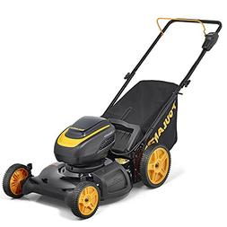 Poulan Pro PRLM21i, 58-Volt Cordless 21 in. 3-in-1 Push Lawn
