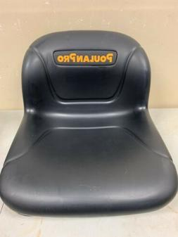 pro lawn mower seat riding tractor p592797301