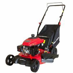"Push Lawn Mower 170cc with Steel Deck PowerSmart 21"" 3-in-1"