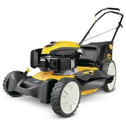Cub Cadet Push Lawn Mower Gas 3-In-1 High Rear Wheel Walk Be