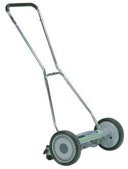 American Lawn Mower Deluxe Reel Mower 18 Cutting Width 7 Sec