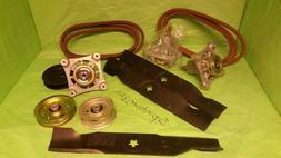 "Sears Craftsman GT5000 48"" Lawn Mower Deck Parts Rebuild Kit"