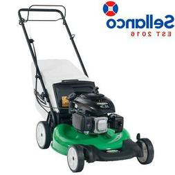 Self Propelled Gas Lawn Mower 21 3 In 1 Walk Behind Backyard