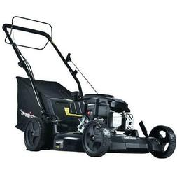 self propelled gas lawn mower 21 3