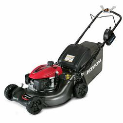 Honda Self Propelled Lawn Mower 21 in. Steel Deck Electric S