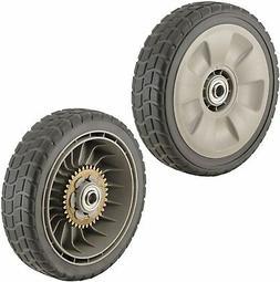 Set Of 2 Rear Honda Walk Behind Mower Wheels . 42710-VE2-M02