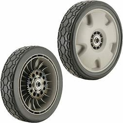Set Of 2 Honda Rear Wheels For Honda Walk Behind Lawn Mower
