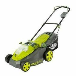 Snow Joe  Battery Operated Cordless Lawn Mower
