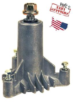 spindle assembly deck mandrel pro lawn mower