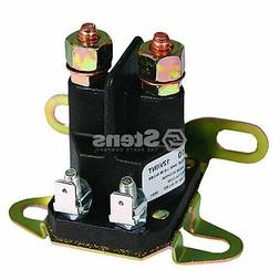 NEW Starter Solenoid 4 Prong for Craftsman 145673 146154 Law
