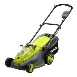 Sun Joe 40-Volt Cordless 16-Inch Lawn Mower | 4.0-Ah Battery