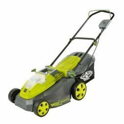 "Sun Joe iON 40V 16"" Cordless Lawn Mower with Brushless Motor"