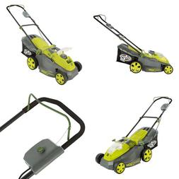 Sun Joe iON16LM 40 V 16-Inch Cordless Lawn Mower with Brushl