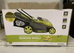 Sun Joe iON16LM Cordless Lawn Mower 16in 40V Brushless Motor