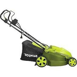 Sun Joe Mow Joe 16-Inch 12-Amp Electric Lawn Mower  Mulcher