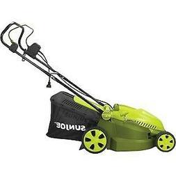 Sun Joe Mow Joe 16-Inch 12-Amp Electric Lawn Mower  Mulcher