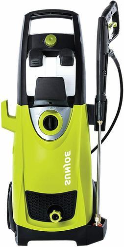 SUN Joe SPX3000 Electric Pressure Washer 2030 PSI Max 1.76 G
