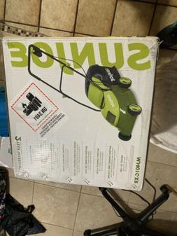 Sun Joe MJ401C-XR 14-Inch 28V 5 Ah Cordless Lawn Mower w/Bru
