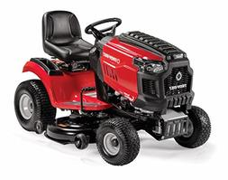 Troy-Bilt Super Bronco Riding Lawn Mower with 50-Inch Deck a